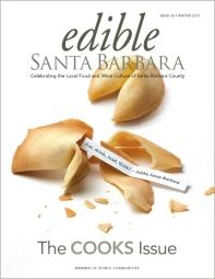 Edible Santa Barbara Winter 2013
