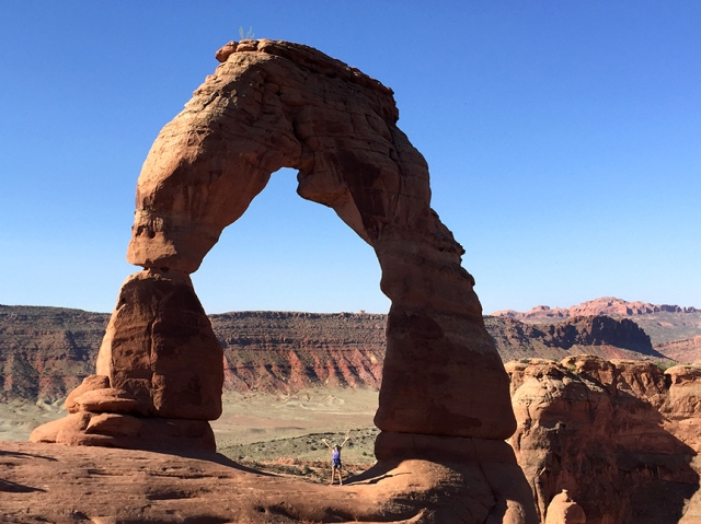 Photo of Delicate Arch