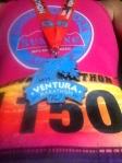 Ventura Half Marathon Medal