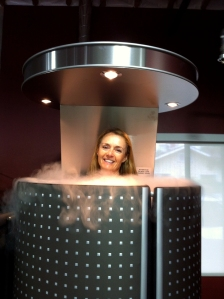 Cryotherapy at The Lab