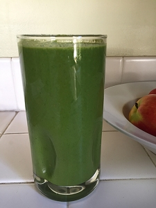 Run Be Run Green Smoothie