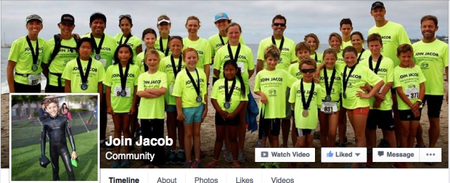 Join Jacob Team Photo 2014