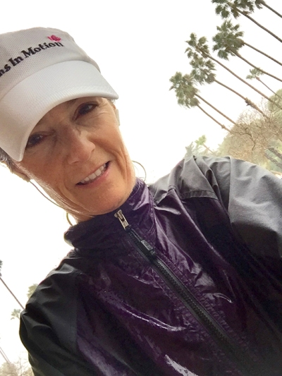Ironman Training Rain Run