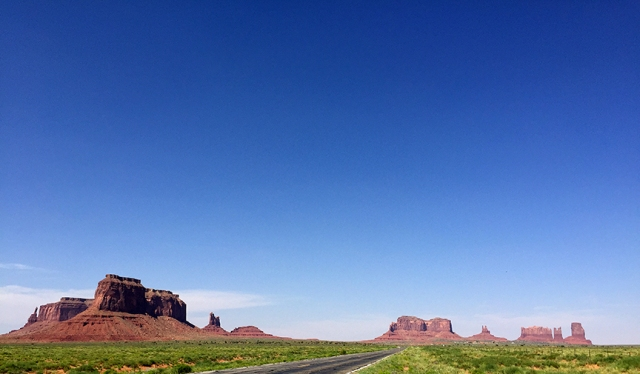 Photo of Monument Valley