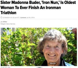 Iron Nun, Sister Madonna Buder