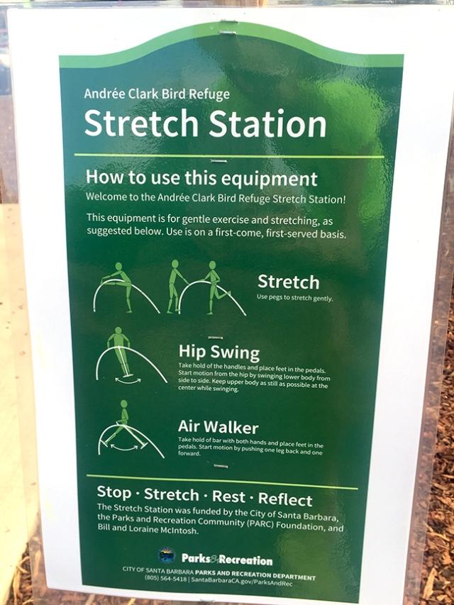stretchstationsign