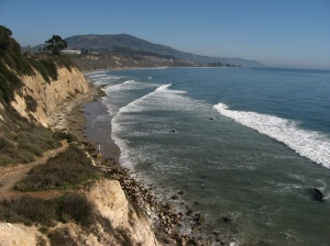 The Carpinteria Bluffs