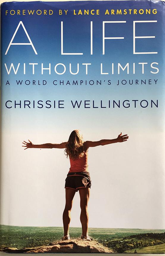 ChrissieWellingtonBook