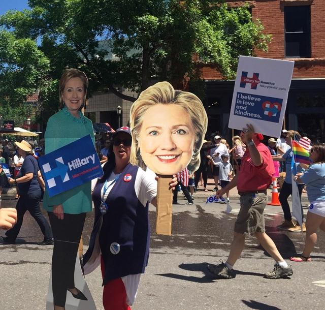 HillaryParade